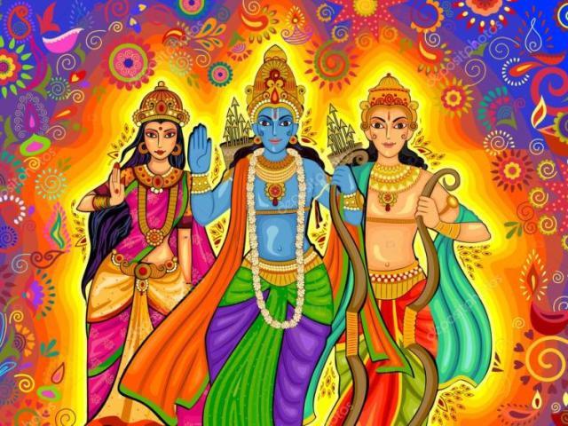 Qual Deus hindu seria seu protetor?