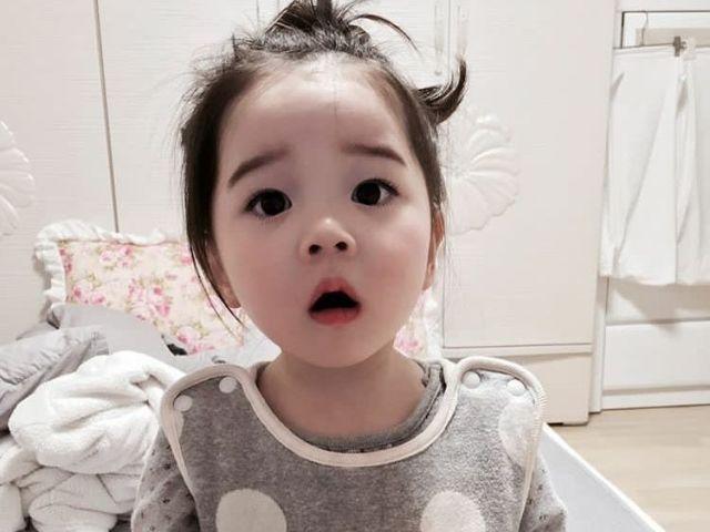 Como seria a sua filha com um dos integrantes do BTS?
