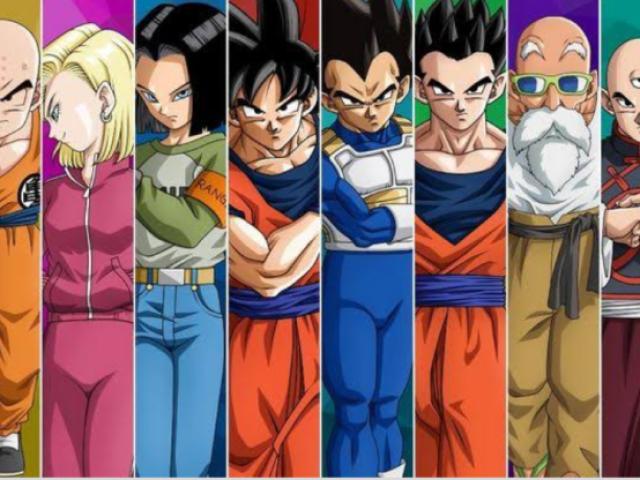Qual seria seu poder de luta em Dragon Ball?