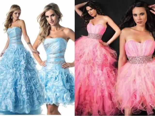 Como será seu vestido de 15 anos?