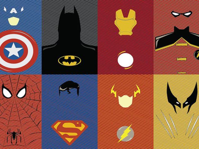 Você consegue acertar de qual filme de herói é essa famosa frase?