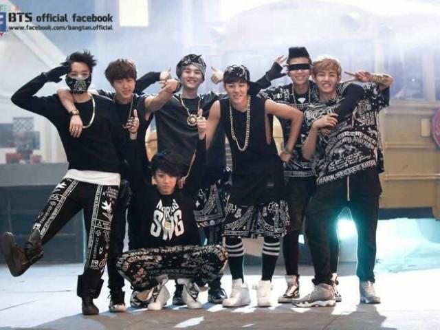 Quem do BTS seria seu parceiro de quebrada?