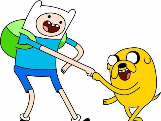 Qual dupla dos desenhos você e o seu melhor amigo formam?