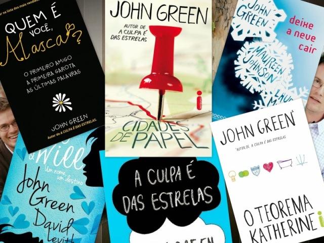 Você consegue passar nesse teste sobre os livros do John Green?