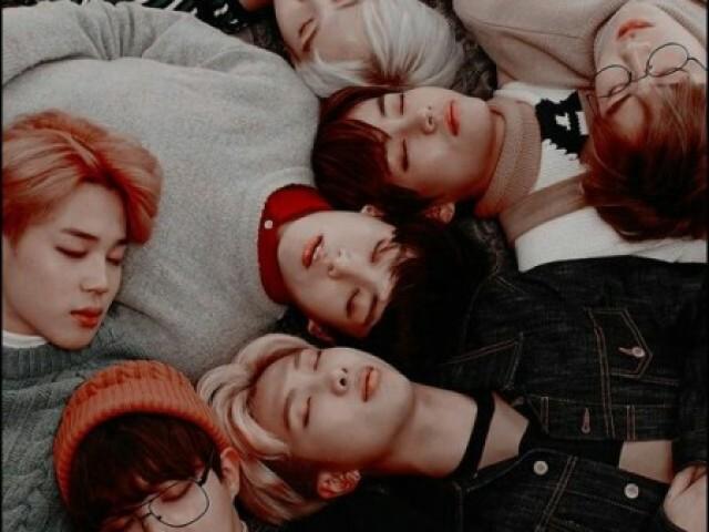 •Quem do BTS seria seu namorado?•