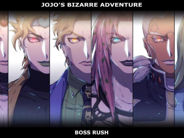 Qual antagonista de Jojo's Bizarre Adventure você seria?