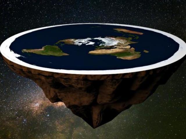 Quiz sobre terraplanismo