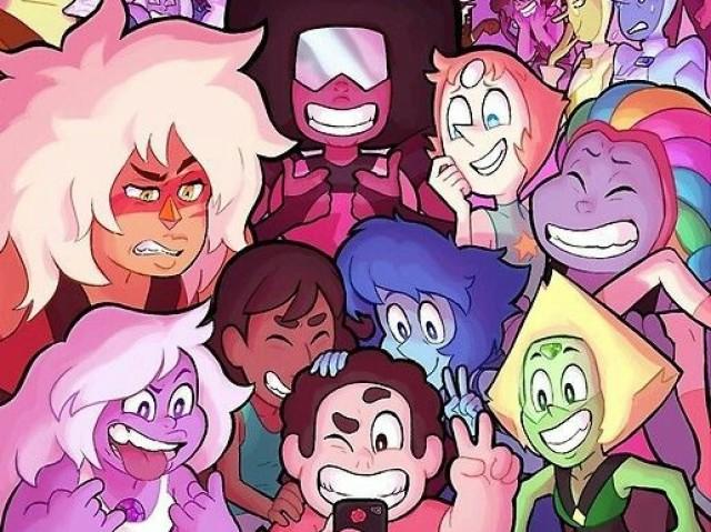 Quem é você em Steven Universe?