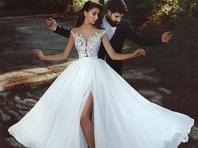 Descubra seu vestido de casamento
