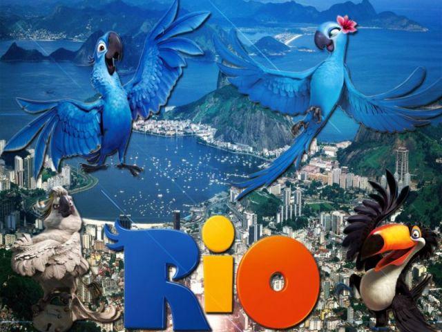 """Quiz sobre o filme """"Rio""""!"""
