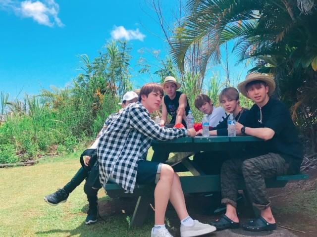 Qual membro do BTS combina mais com suas características?