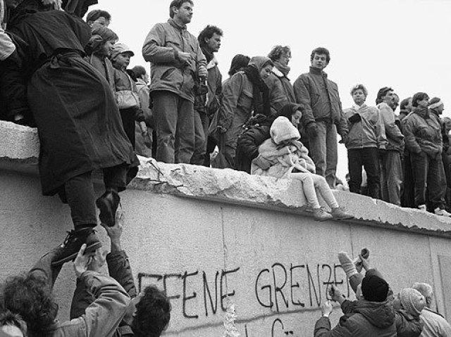 O que você sabe sobre o Muro de Berlim?