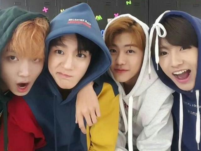 [00 line] Quem do NCT DREAM seria seu namorado?
