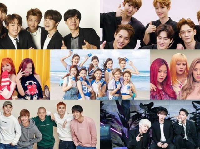 K-pop: Você sabe diferenciar os idols?