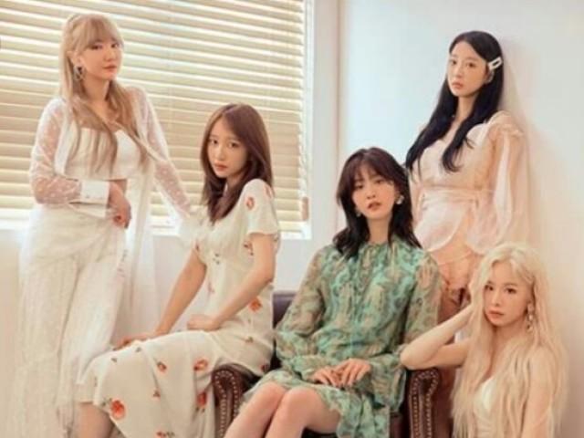 De qual grupo é esse k-idol?