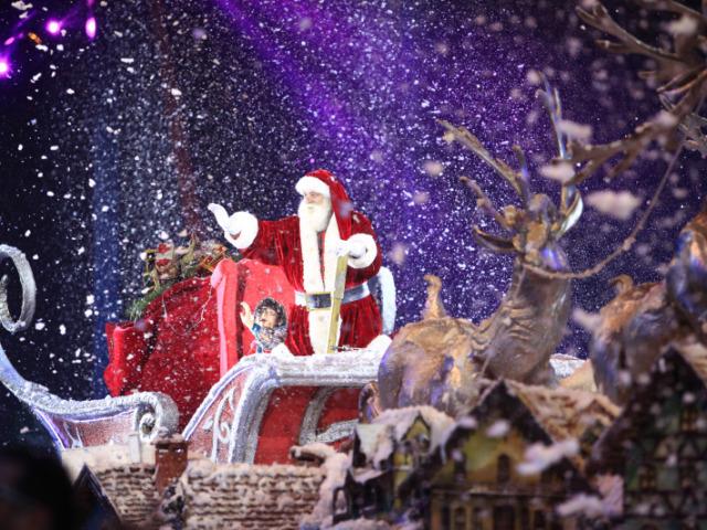 Monte o seu Natal e mostraremos como será a sua ceia!