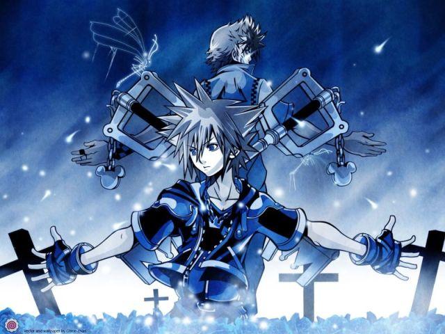 Quem você seria em Kingdom Hearts?