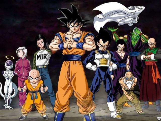 Quiz de Dragon Ball/Dragon Ball Z e Dragon Ball Super!