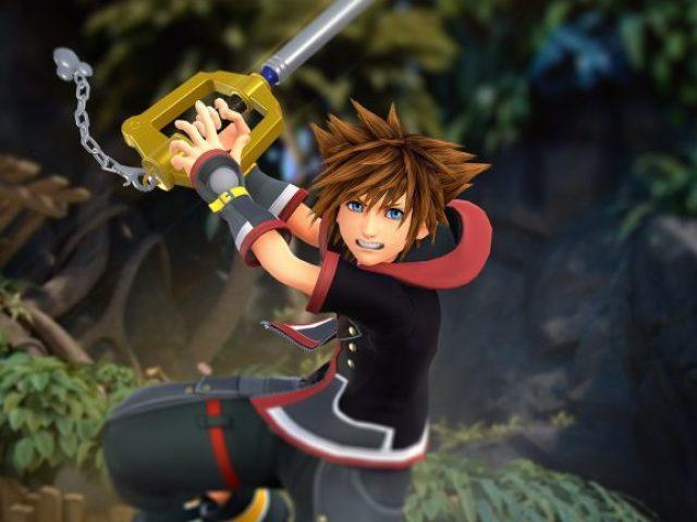 Kingdom Hearts: Tudo Sobre Sora!
