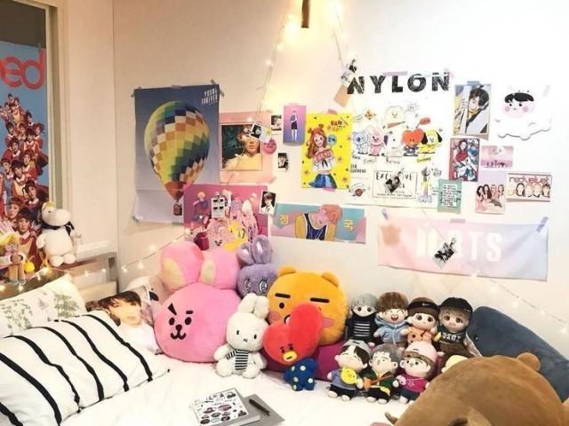 ✨💜 Monte seu quarto estilo BTS! 💜✨