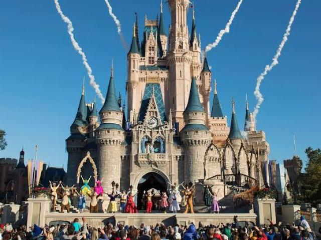 Quiz sobre o parque Magic Kingdom