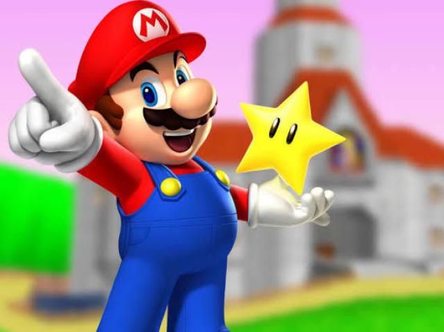 Você conhece o Super Mario?