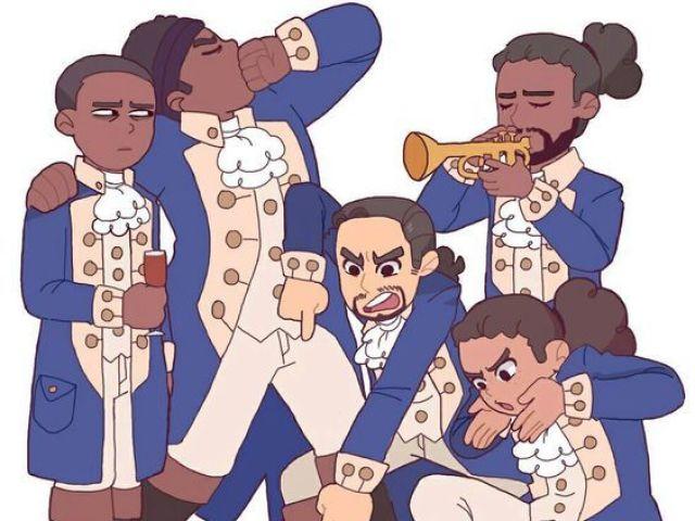 Você conhece o musical Hamilton?