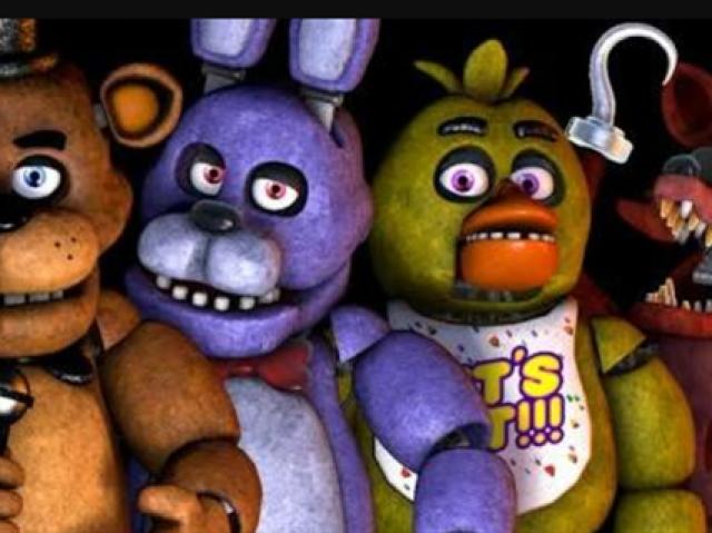 O quanto você conhece Five night at Freddy's?