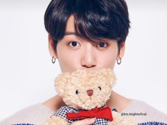 Jungkook seria seu namorado?