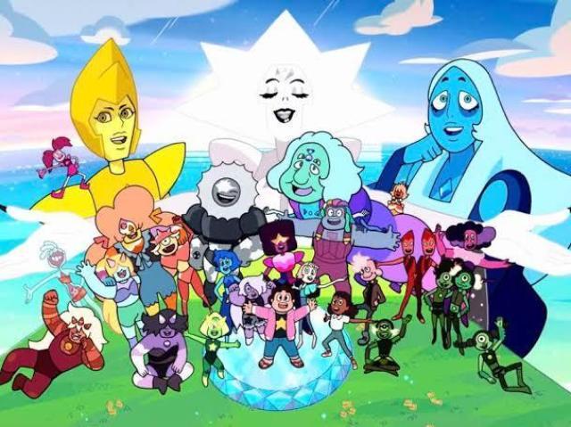Você sabe tudo sobre Steven universe? Faça esse teste e descubra!