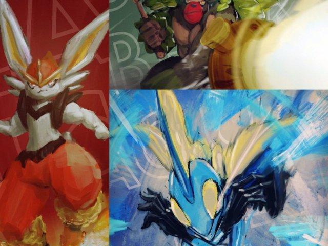 Pokémon: Qual dos iniciais de Galar você seria?