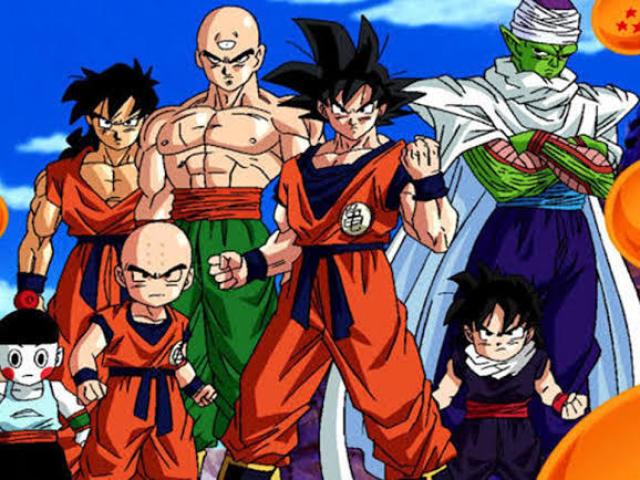 Você conhece Dragon Ball Z / Super?