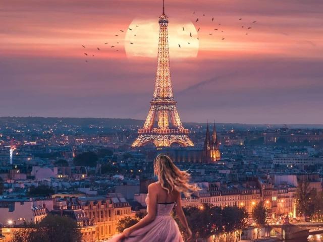Monte sua sessão de fotos em Paris!
