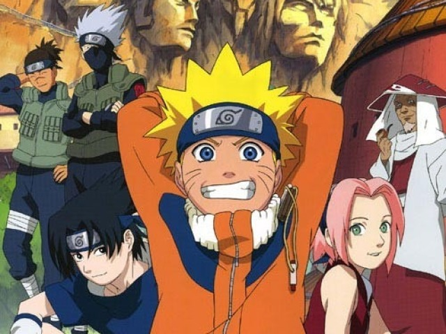 O quanto você sabe sobre o anime Naruto/Boruto?