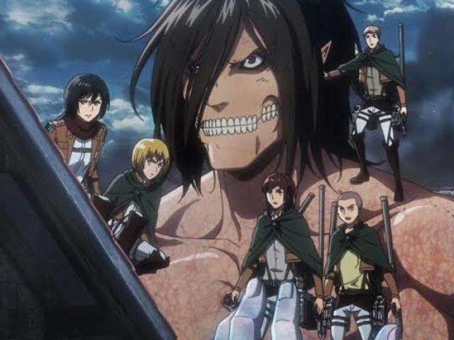 Você realmente conhece Shingeki No Kyojin? (Attack on Titan)