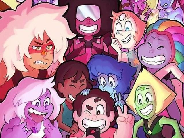 Que fusão de Steven Universo você seria?