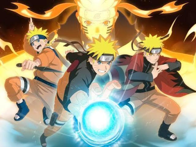 Você conhece Naruto? (Fácil)