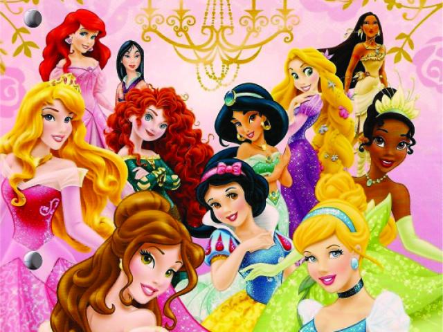 Viva um dia de luxo e descubra qual princesa da disney você seria!