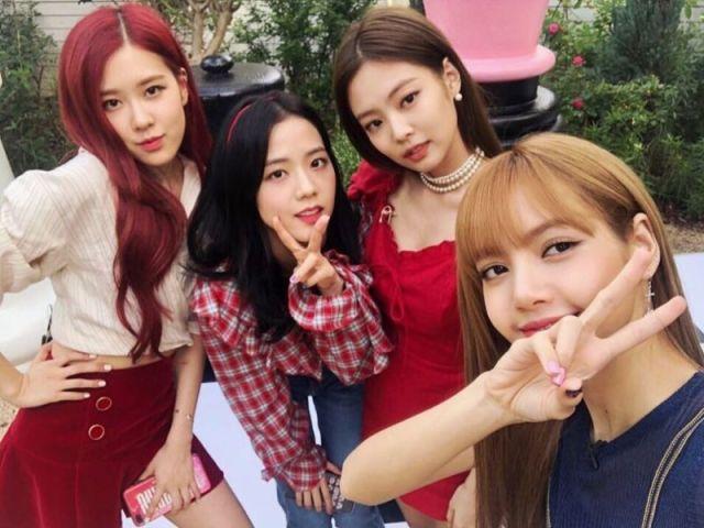 ✨•Crie você e seu grupo de K-pop•✨