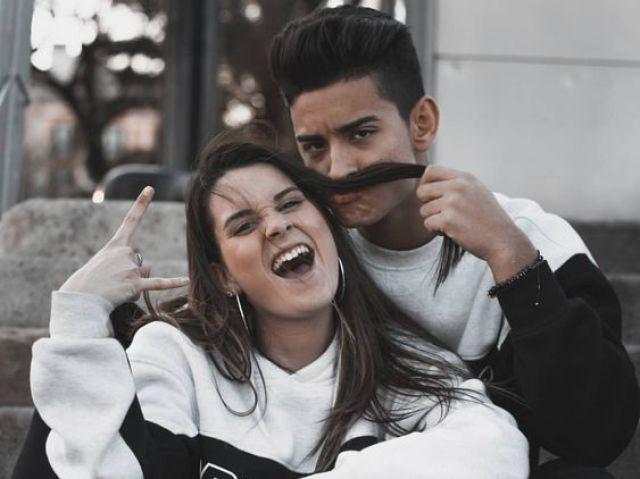 Monte sua sessão de fotos com o namorado!