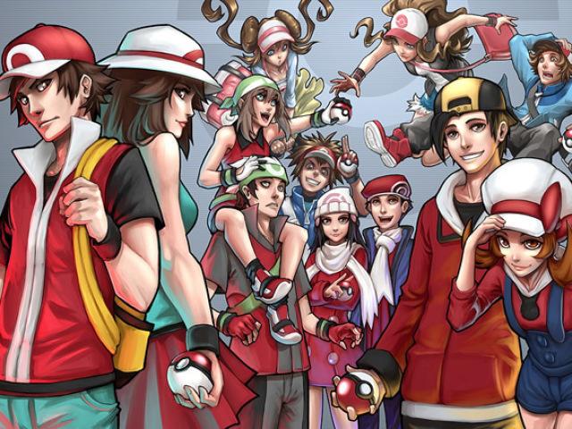 Qual protagonista dos jogos Pokémon você seria? [2]