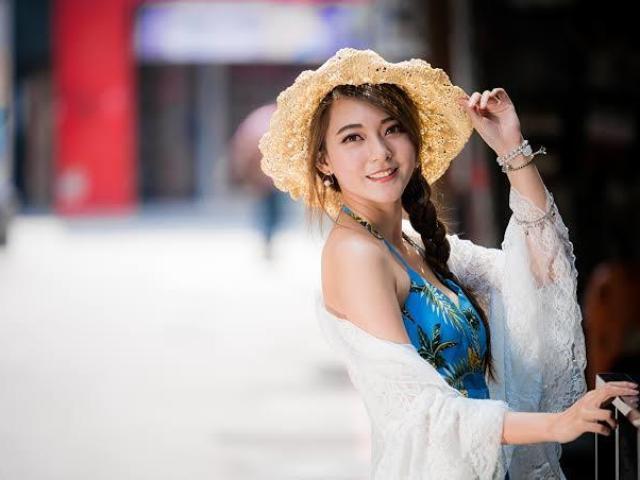 дизайн выдающиеся шляпы для азиаток фото том, что