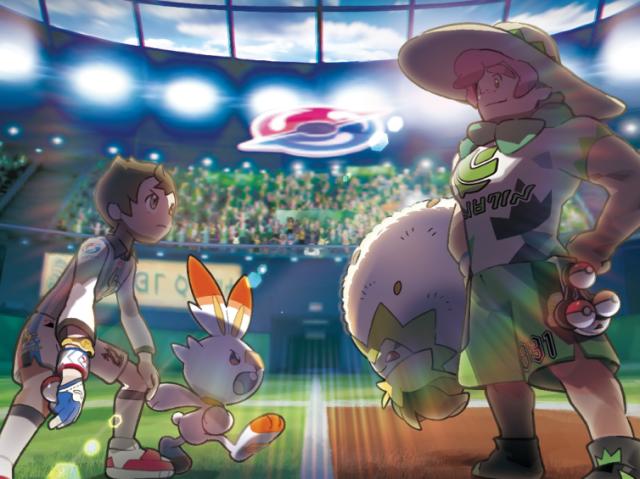 Qual dos líderes de ginásio Pokémon da região de Galar você seria?