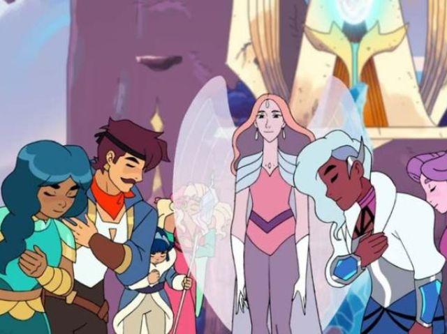 Qual personagem de She-Ra combina com você?