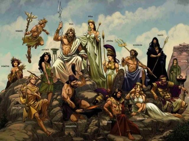 Descubra se você conhece mesmo a Mitologia Grega!