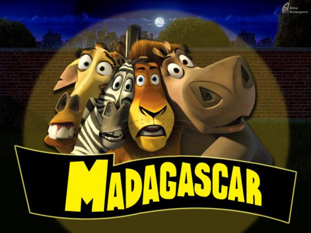 Madagascar: De quem você gosta mais?