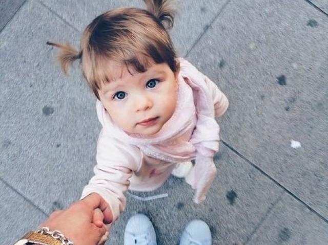 Monte a vida da sua filha! 🖤