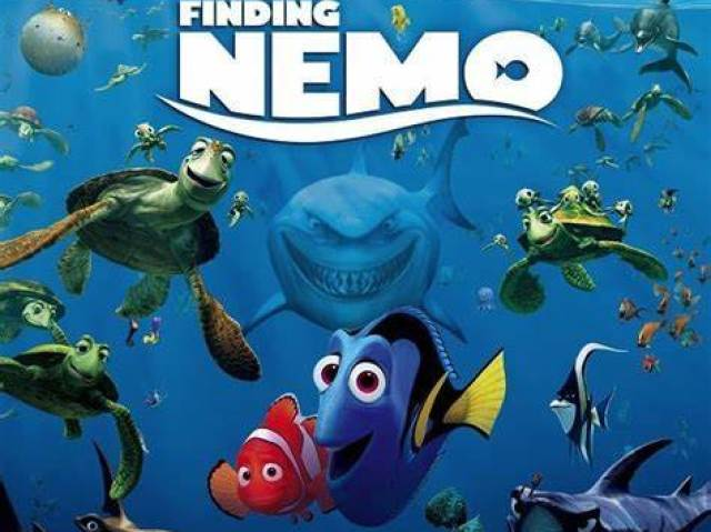 Quiz sobre Procurando Nemo