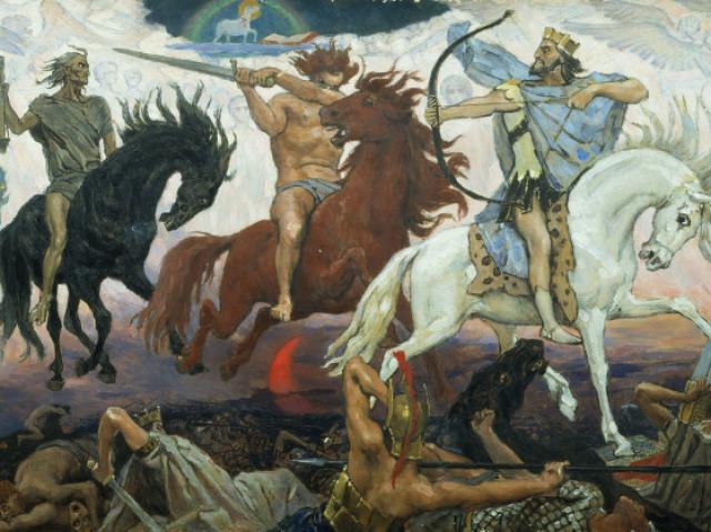Qual cavaleiro do apocalipse você seria?