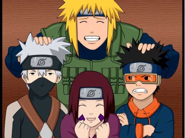 Qual time do Naruto você seria?